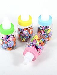 Creative Bottle with Animal Rubber(1 Set Random Color)