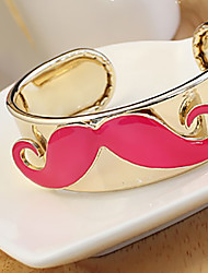 cheap -H&D Women's Korea Fashionable Mustache Bracelets