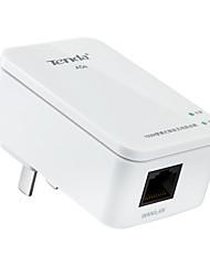 Недорогие -Tenda A5S портативный мини путешествия использована через стену Wi-Fi сигнала усилителя