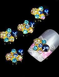 povoljno -10 Nakit za nokte Ostale dekoracije Voće Cvijet Sažetak Klasik Crtići Lijep Vjenčanje Punk Dnevno Voće Cvijet Sažetak Klasik Crtići Lijep