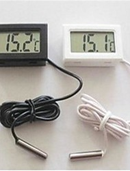 cheap -4.7*2.8*1.4cm LCD Aquarium Refrigerator Electronic Digital Display Thermometer.