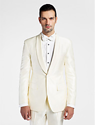 cheap -Tuxedos Tailored Fit Shawl Collar Single Breasted One-button Polyester