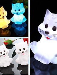 cheap -Coway The Little Cat Colorful LED Nightlight