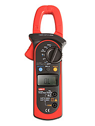 UNI-T UT204 LCD Digital Clamp Multimeters True RMS 600V/400A 10Hz~1MHz Digital Clamp Multimeter