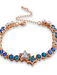 CS Crystal Shine High Grade Fashion Elegant Bracelet