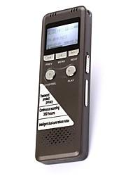 abordables -8g mp3 enregistreur vocal numérique avec affichage LCD