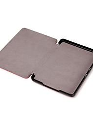 застенчивый медведь ™ случай магнит кожаный чехол для Amazon Kindle новых 2014 6 дюймов для чтения электронных различных цветов