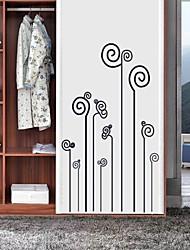 decalques de parede adesivos de parede, parede de família decoração mural adesivos de PVC