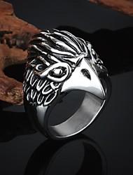 Недорогие -унисекс личность высокое качество титана стали кольцо-орел
