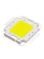 50w 4500lm 6000k cool white LED-Chip (30-35v)