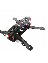 qav250 c250 fibra de carbono mini-250 FPV quadro Quadcopter mini-h quad quadro