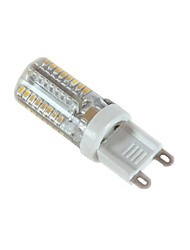 cheap -2W G9 LED Corn Lights T 54 SMD 3014 160-180 lm Warm White / Cool White AC 220-240 V