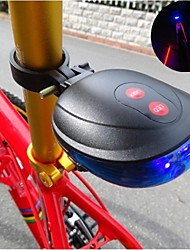 cheap -Rear Bike Light / Safety Light / Tail Light LED Cycling Waterproof Cell Batteries Battery Cycling / Bike / Multifunction