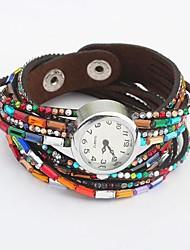 dámský evropský styl punk osobnost náramek hodinky elegantní styl