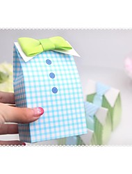 """Tie"" Favor Box(Set of 12)"