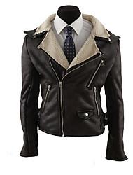 boqila mænds termisk fritid custom fit frakke