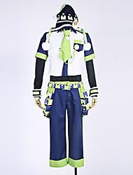 Ispirato da Dramatical Murder Noiz Anime Costumi Cosplay Abiti Cosplay CollageMaglietta Pantaloni Maniche Accessori Cintura T-shirt