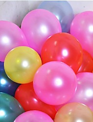 7 Inches Pearl Balloon - 200 pcs (More Colors)