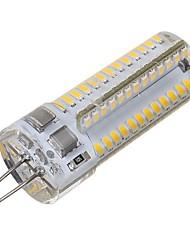 Недорогие -g4 5w 104x3014 SMD 560lm белый теплый белый 220В-240В переменного тока привело кремния лампы