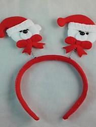 Christmas Party Cute Bear Hat  Hair Head Band