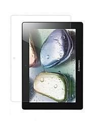 """abordables -dengpin alta definición hd pantalla lcd película transparente invisible protector del protector para Lenovo IdeaTab S6000 10.1 """"pulgadas de la tableta"""