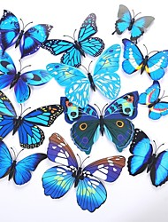 cheap -Wedding Party PVC Mixed Material Wedding Decorations Butterfly Theme / Classic Theme All Seasons