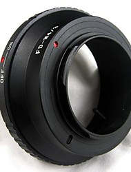 FD Lens to Micro M 4/3 M43 Lens Adapter for G1 G2 GF1 EP1 EP2 EPL1