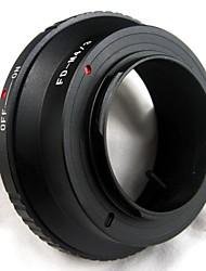 lens fd per micro 4/3 m adattatore per lenti M43 per g1 g2 GF1 ep1 ep2 EPL1