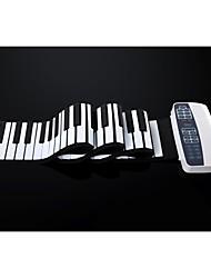 Недорогие -88 клавиш пианино миди клавиатура игрушка клавиатуры встроенная акустическая система с заводской цене