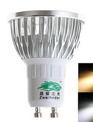 povoljno -3000-3500/6000-6500 lm GU10 LED reflektori MR16 3 LED diode Visokonaponski LED Ukrasno Toplo bijelo Hladno bijelo AC 85-265V