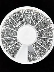 cheap -1pcs Rhinestones Nail Jewelry Glitter & Poudre Decoration Kits Fashion Lovely Wedding High Quality Daily