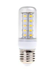 billige -400 lm E26/E27 LED-kolbepærer T 36 leds SMD 5730 Varm hvid AC 220-240V