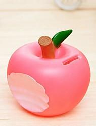 Недорогие -Рождественские подарки укус яблока копилку привело Nigth свет (случайный цвет)