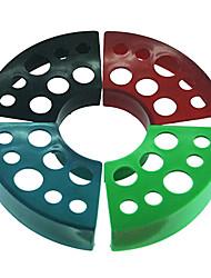 abordables -Porte encrier en forme d'éventail (plus de couleurs)