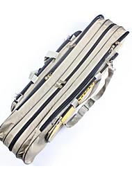 Weilong ® fiskeri taske jumbo størrelse 3 lag vandtæt fortykkelse aftagelig støtte rygsæk fiskeri taske 0.9m Z30