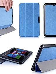 preiswerte -beboncool schützende Multi Grad-zu stehen PU-lederner Kasten mit Auto-Schlaf / Wach--Funktion für HP8-Stream