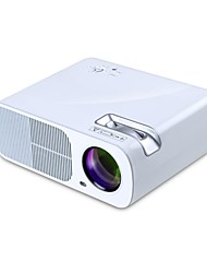 cheap -LCD Home Theater Projector SVGA (800x600)ProjectorsLED 3000lm