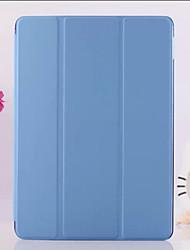 abordables -caja de cuero protectora de colores con soporte para el ipad de aire 2