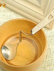 Недорогие -Нержавеющая сталь 430 Чайная ложечка Ложки Для одного