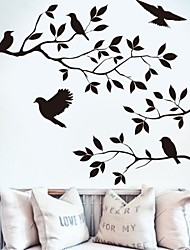 cheap -Wall Stickers Animal Wall Stickers Decorative Wall Stickers, Vinyl Home Decoration Wall Decal Wall Decoration