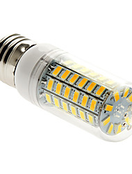 cheap -5W 450 lm E26/E27 LED Corn Lights T 69 leds SMD 5730 Warm White AC 220-240V