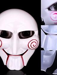 Недорогие -сказочные маска клоуна пила цифра страшные розыгрышей на Хэллоуин костюм участника