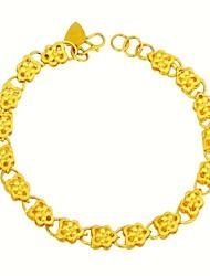 billige -Dame Armbånd - Stilfuld Armbånd Guld Til Fest Hverdag