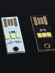 billiga -extremt små ultratunna mini usb lampa tangentbord lampa flytta makten för Arduino (2st)