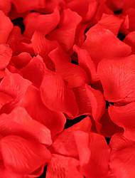 economico -100 pezzi / borsa petali di rosa fiore artificiale decorazione della casa fornitura di nozze