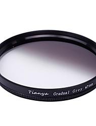 tianya® 67mm cirkulære gradueret grå filter til Nikon D7100 D7000 18-105 18-140 canon 700D 600D 18-135
