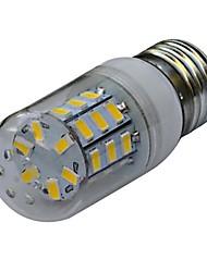 cheap -3000-3200/6000-6500 lm E26/E27 LED Corn Lights T 30 leds SMD 5730 Warm White Cold White AC 220-240V