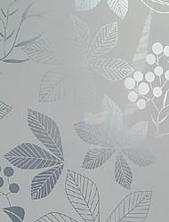Недорогие -Оконная пленка и наклейки Украшение Классика Ар деко ПВХ / винил Пленка на окна / Спальня / Для гостиной / Магазин / Кафе