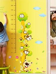 bambini rimovibile adesivo da parete altezza pvc ambientale
