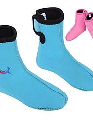 divesail neoprene miúdos 3 milímetros de natação de inverno meias de mergulho scuba diving botas terno molhado aquecimento antiderrapantes